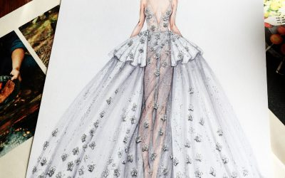 Diseñadoras Estrellas en Miss World Cataluña 2019