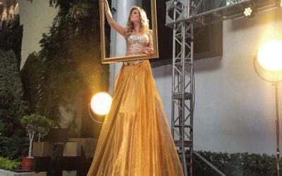 Mireia Lalaguna de Miss Mundo a Actriz